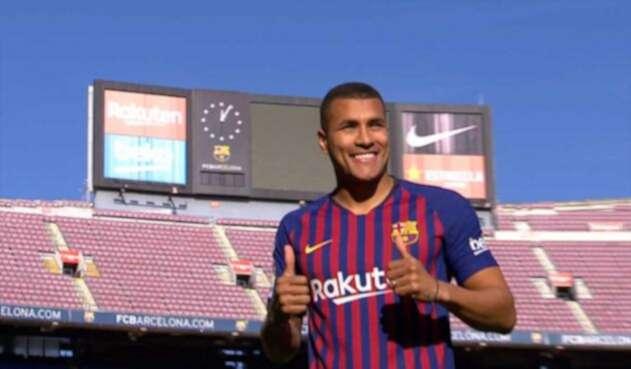 611b367af6d1b Jeison Murillo tendrá la dorsal 17 con el Barça