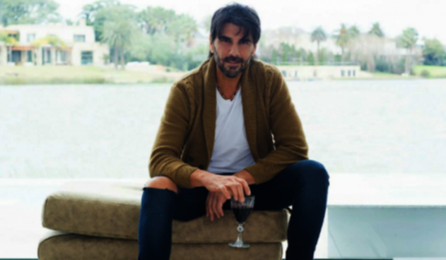 Juan Darthés, actor argentino nacido en Brasil.