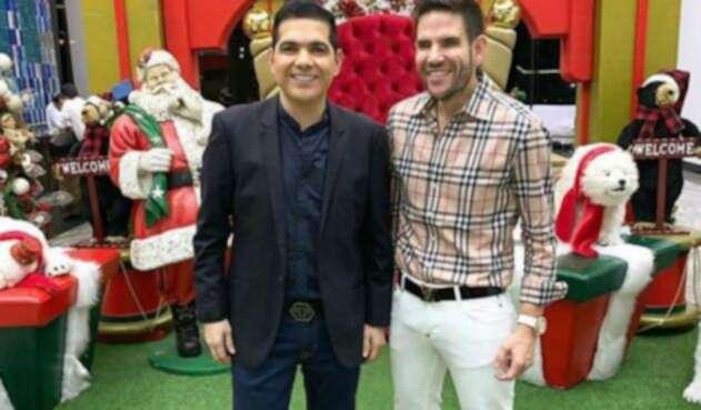 Peter Manjarrés y Juancho de la Espriella se separan