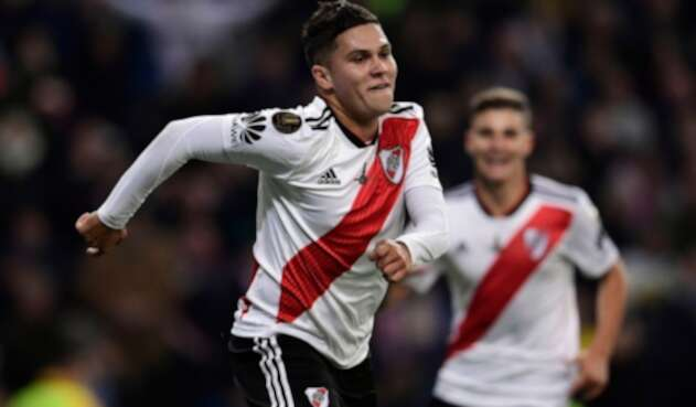 Juan Fernando Quintero -  River Plate