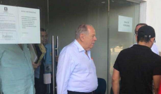 Julio Gerlein es señalado de tener vínculos con la compra de votos para Aida Merlano