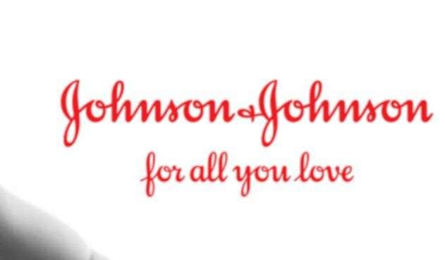 Imagen oficial de una publicidad de Johnson&Johnson