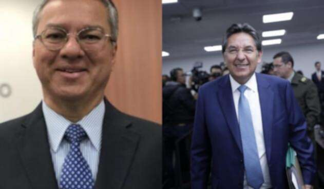Leonardo Espinosa niega vínculos con el Fiscal General, Néstor Humberto Martínez.