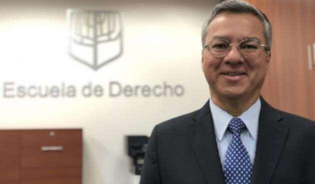 Leonardo Espinosa Quintero, abogado y doctor en Derecho de la Universidad Alfonso X El Sabio de Madrid