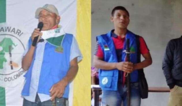 Líderes indígenas asesinados en Ricaurte (Nariño)