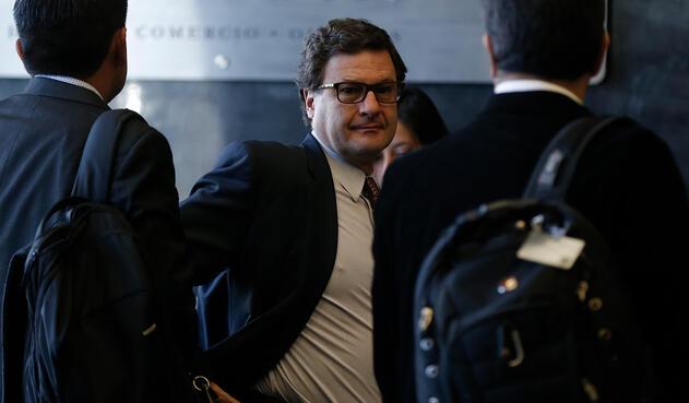 Luis Fernando Andrade, exdirector de la ANI