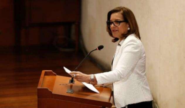 Margarita Cabello Blanco, renuncia a integrar terna de fiscal ad hoc