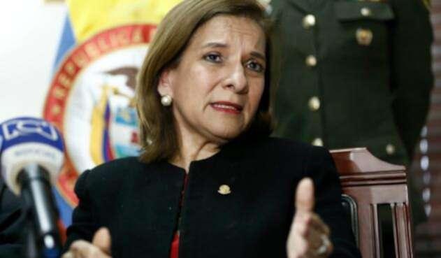Margarita Cabello Blanco, magistrada de la Corte Suprema de Justicia