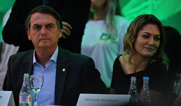 Michelle de Paula Firmo Reinaldo, de 38 años, nació en Ceilandia, cerca de Brasilia
