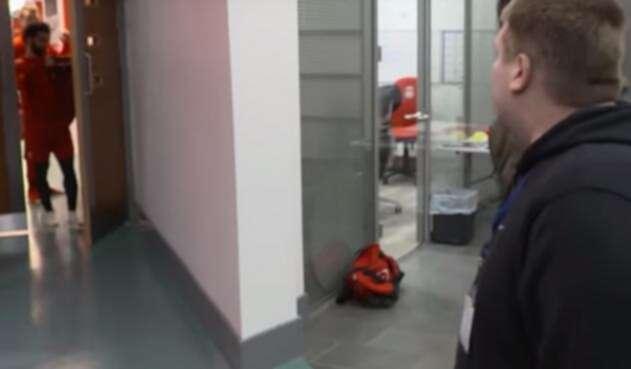 Mike Kearney a la espera de la sorpresa de Mohamed Salah