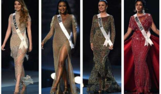 Otras Y Candidatas Universo 2018A No Les Miss GuatemalaBelice VpzSUM