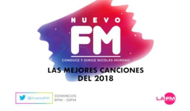 #NuevoFm - Las mejores canciones del 2018