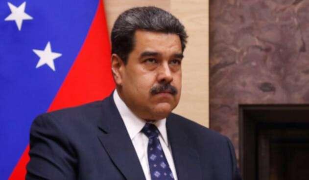 Nicolás Maduro, presidente de Venezuela, el 5 de diciembre de 2018 en Moscú (Rusia)
