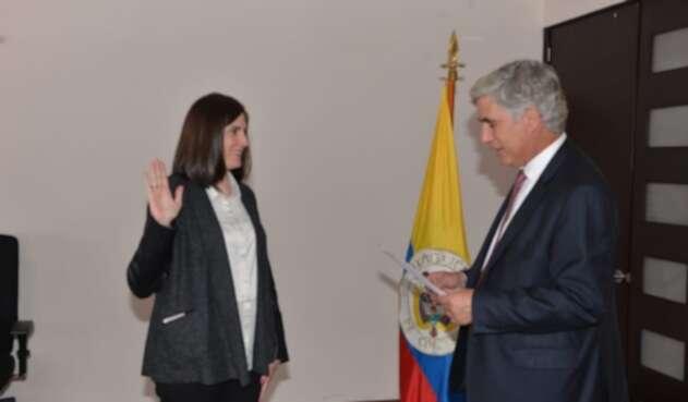 Cristina Arango, nueva directora de la Adres