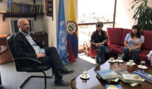 ONU, Cecilia Orozco y María Jimena Duzán