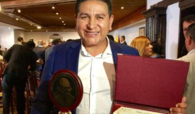 'Pacho Alerta', Francisco Romero, premio de periodismo Alfonso López Michelsen 2018