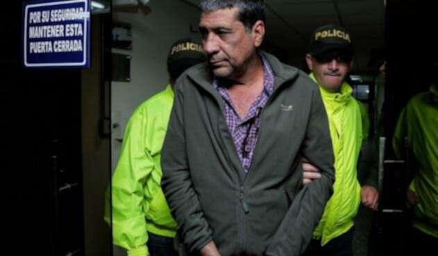 Pedro Aguilar, líder camionero