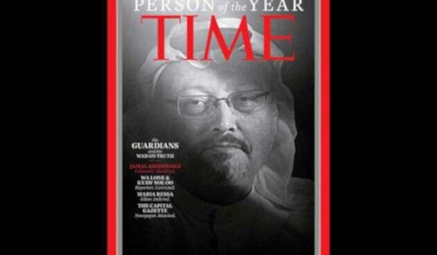 Jamal Khashoggi entre los personajes del año para la revista TIME