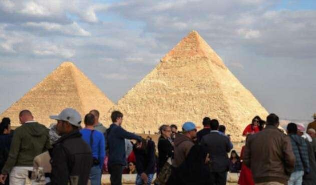 tras atentado en las pirámides de egipto fueron abatidas 40 personas
