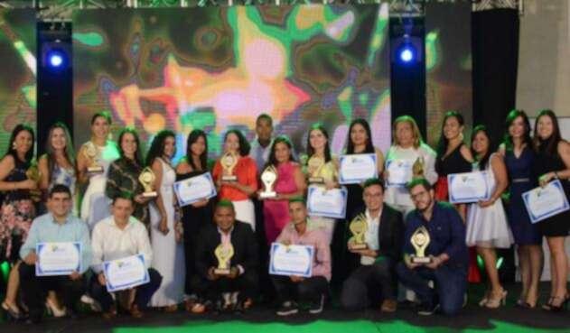 Premio Gemas galardonó a diez proyectos ambientales del Caribe