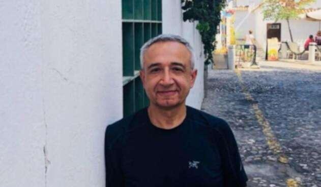Profesor turco desaparecido en Medellín