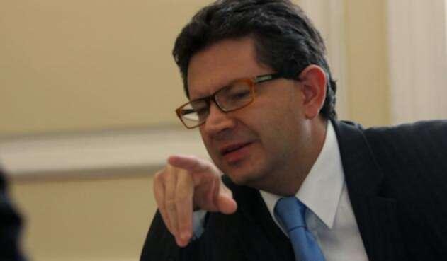 Rafael Merchán, exsecretario de Transparencia de la Presidencia de la República