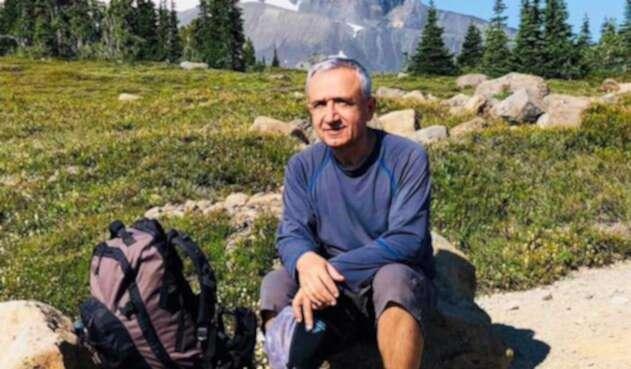 Ramazan Gencay, catedrático turco que falleció en Medellín