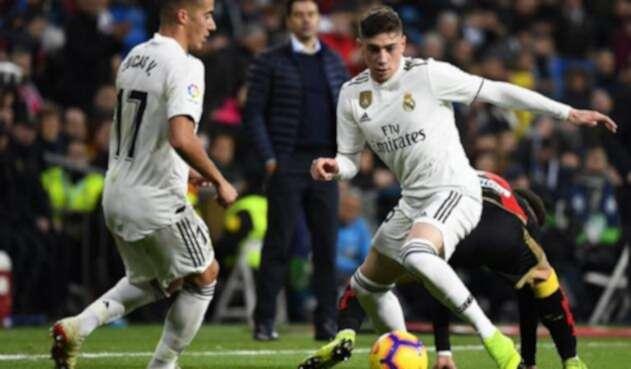 Real Madrid superó con los justo al Rayo Vallecano.