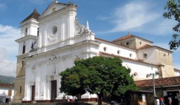 Santa Fe de Antioquia.