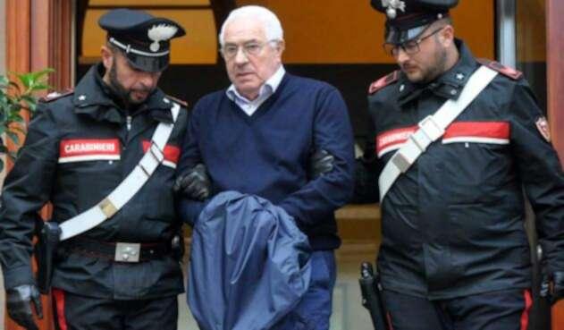 Settimino Mineo, líder de la mafia italiana