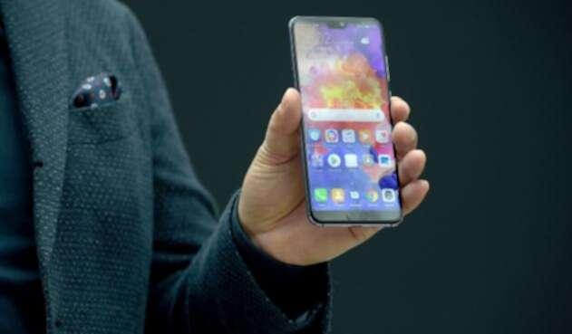 Smartphones de Huawei