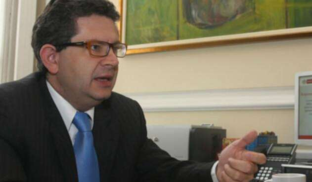 Rafael Merchán, exsecretario de Transparencia