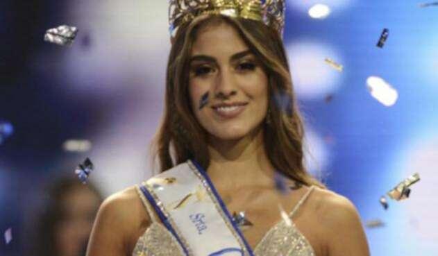 Miss Colombia 2018 apareció en un capítulo del polémico programa.