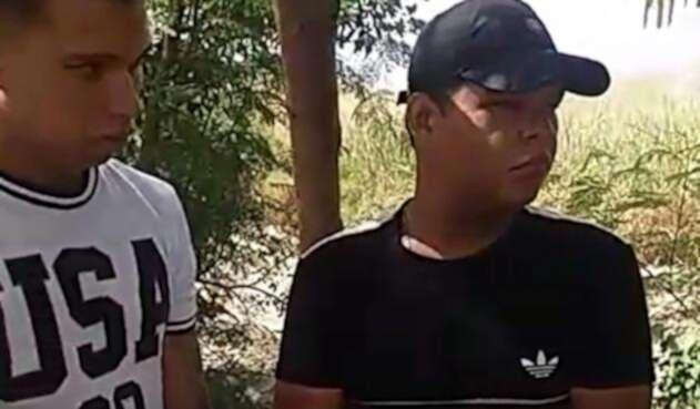 Venezolanos que estarían tras el atentado a Iván Duque
