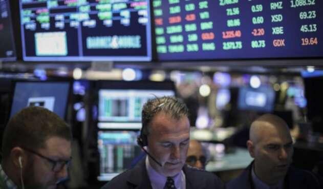 Wall Street, bolsa de valores de New York
