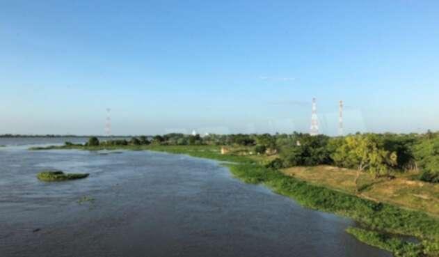Ribera del río Magdalena
