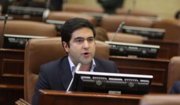 Samuel Hoyos, candidato a la Alcaldía de Bogotá