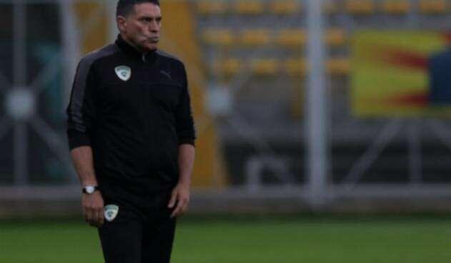 Luis Fernando Suarez, nuevo director técnico del Junior