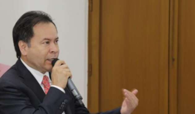 William Villamizar, gobernador de Norte de Santander