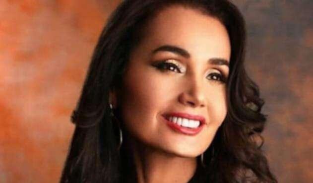 Xilena Aycardi, una de las mujeres más bellas de la televisión colombiana