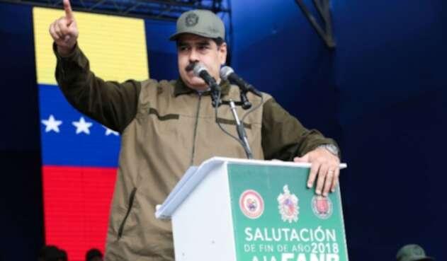 Presidente de Venezuela, Nicolás Maduro