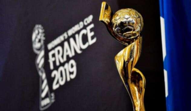 Trofeo de la Copa Mundial Femenina de Fútbol