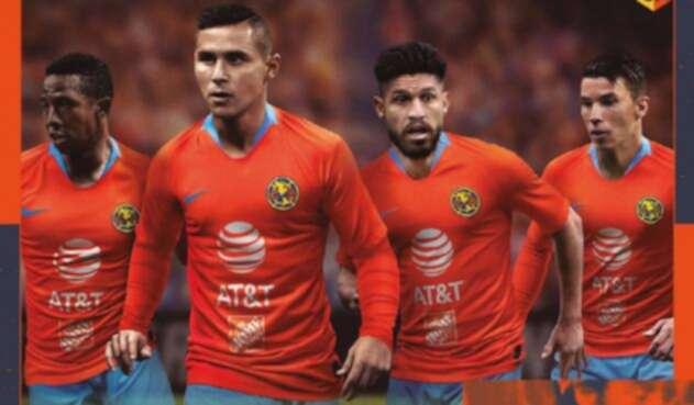 América de México es el actual campeón de la Liga MX.