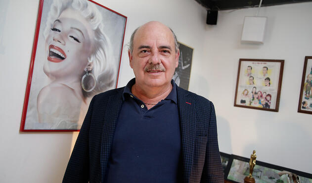 Murió Fernando Gaitán