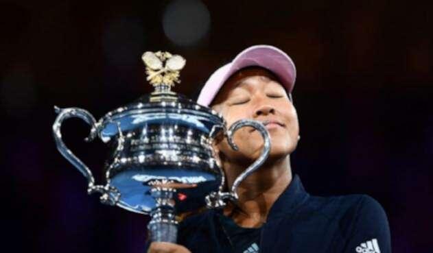 Naomi Osaka, tenista japonesa