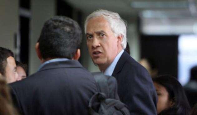 El exalcalde de Bogotá, Samuel Moreno Rojas enfrenta tres procesos por el 'carrusel de la contratación'.