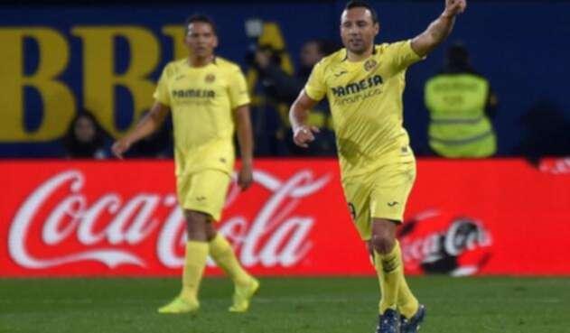 Villarreal eliminado de la Copa del Rey.