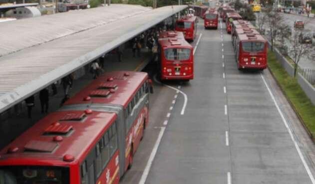Accidente de buses de Transmilenio