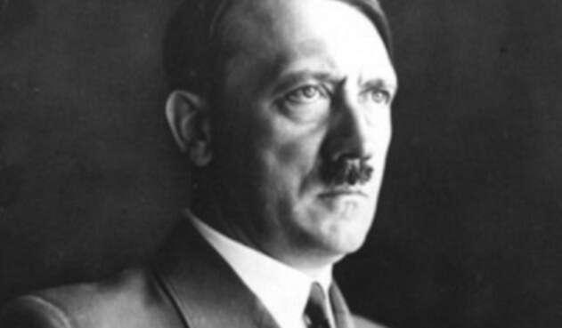 Adolf Hitler, führer del tercer Reich Alemán.