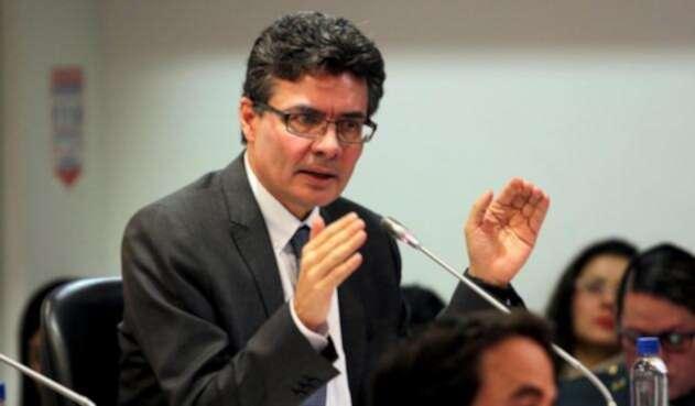 Alejandro Gaviria, exministro de Salud